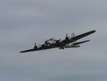 B17 fortaleza 'Memphis Belle' del vuelo Foto de archivo libre de regalías