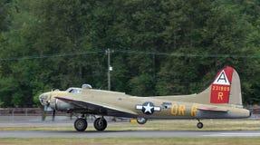 B-17G Flugwesen-Festung stockfoto