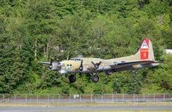 B-17G Flugwesen-Festung lizenzfreie stockbilder