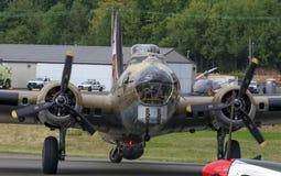 B-17G Flugwesen-Festung stockbild