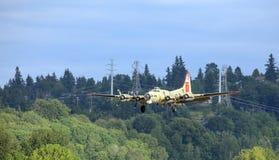B-17G Flugwesen-Festung lizenzfreies stockfoto