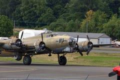 B-17G Flugwesen-Festung stockfotografie