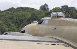 B-17G Flying Fortress Stock Photo