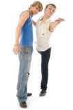 B-Garçons Images libres de droits