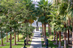 B Gerald Cantor Sculpture Garden Imagenes de archivo