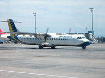 B&H Airlines ATR 72 Stock Photography