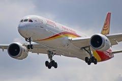 B-1499: Hainan Airlines Boeing 787-9 Dreamliner imagens de stock royalty free