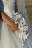 <b>Het boeket van het huwelijk</b> royalty-vrije stock afbeelding