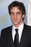 B J Novak Stockbild