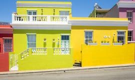 B0 Kaap, Cape Town, Zuid-Afrika Royalty-vrije Stock Afbeeldingen