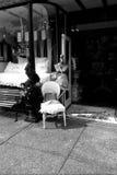 b klasyka przodu sklep w Zdjęcia Royalty Free