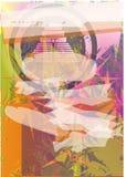 <b>Kleurrijke achtergrond</b> stock illustratie