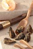 The b lack Tea  in china. De chuan yunnan black tea ,Yunnan Black Tea Royalty Free Stock Photos