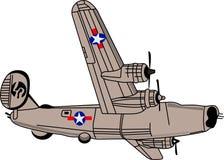 B-24 Liberator Stock Photo