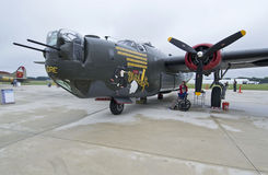 B24 Liberator Stock Photography