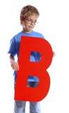 b list Obrazy Stock