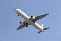 B-22605 luchtbus A321-100 van Transasia-luchtroutes stock foto