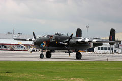 B25 Mitchell Stock Image
