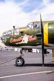 B-25 Mitchell World War II Bomber Royalty Free Stock Photos