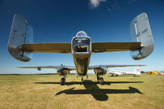 B-25 Royalty Free Stock Photography
