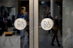 B&O ΠΑΥΣΗ 125 ΧΩΡΟΣ ΕΡΓΑΣΙΑΣ Στοκ Φωτογραφίες