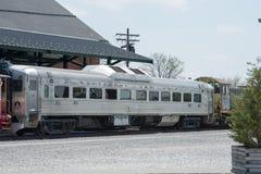 B o никакой Автомобиль дизеля рельса железной дороги 9913 Балтимор Огайо Стоковые Изображения