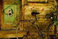 B per la bici Fotografia Stock