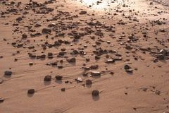 <b>Playa de la arena</b> Imagen de archivo