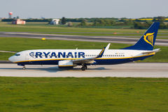 B737 Ryanair Stock Photos