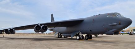 B-52 Stratofortress Bomber Stock Photos
