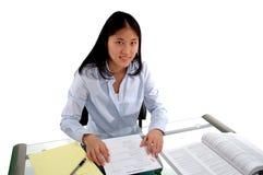 B Student Stock Photo