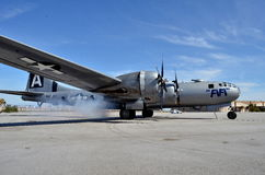 B-29 Superfortress Royalty Free Stock Photos