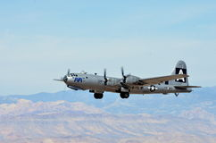 B-29 Superfortress Stock Photography