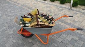 B-tägiges Bier Stockfotografie