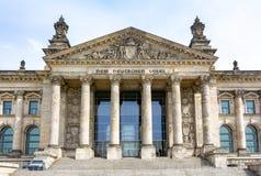 B?timent Bundestag - le parlement de Reichstag de l'Allemagne ? Berlin photos stock