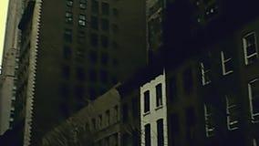 B?timent de New York Chrysler clips vidéos