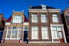 B?timents historiques de Rotterdam et architecture d?placement de Pays-Bas, l'Europe images stock