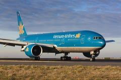 B777 Vietnam Airlines Photo libre de droits