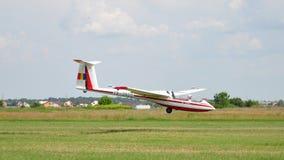 -28B2 vliegtuig Stock Afbeelding