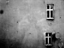 B&W, arquitetura, preto e branco, janela, a antiguidade? Foto de Stock Royalty Free