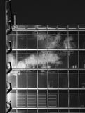 B/W Glass and Steel Stock Photos