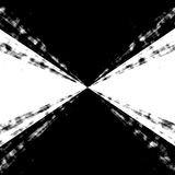 B&w Zooming Vortex. A cool 3d vortex background Stock Images