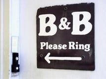 B Y B Foto de archivo libre de regalías