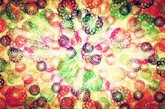 Błysków wzory. Zdjęcie Stock