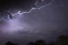 Błyskawicowa burza Zdjęcie Royalty Free