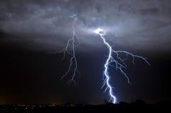 błyskawicowy Tucson Zdjęcia Stock