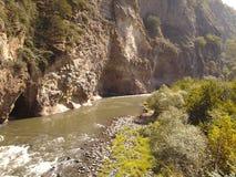 Błyskawiczna rzeka Fotografia Stock