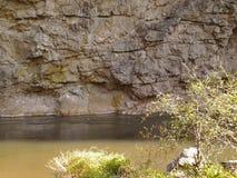 Błyskawiczna rzeka Obraz Stock