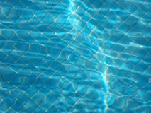 błyskotanie woda Zdjęcie Stock