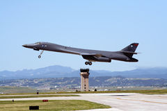 B1 Lancer The Bone Stock Image
